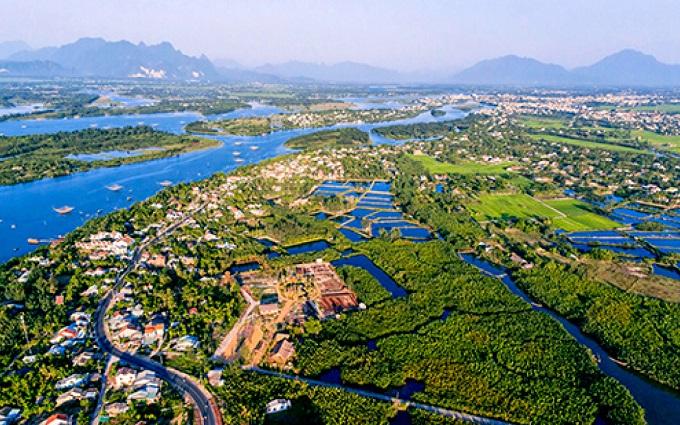Khu dự trữ sinh quyển thế giới Cù Lao Chàm - Hội An