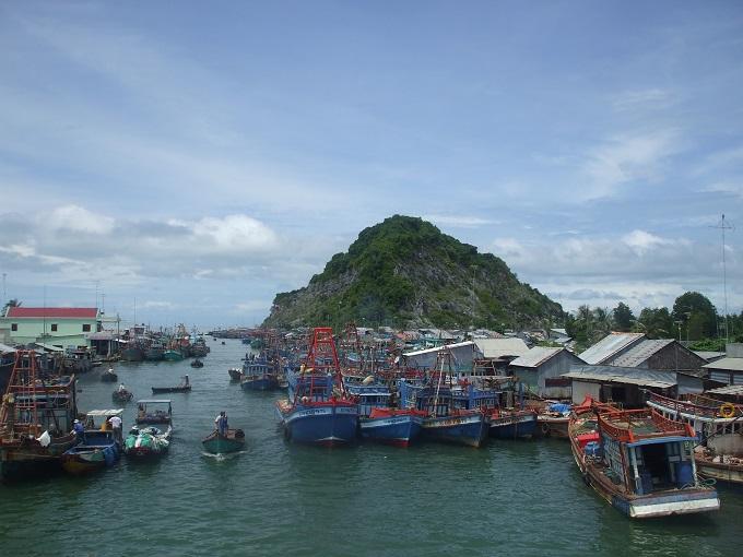 Khu dự trữ sinh quyển ven biển và biển đảo Kiên Giang