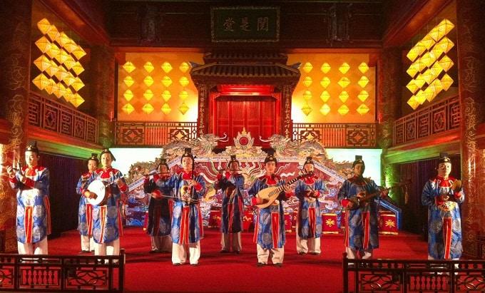 Nhã nhạc cung đình Huế - kiệt tác di sản âm nhạc nhân loại
