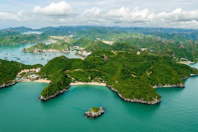 Quần đảo Cát Bà được UNESCO công nhận là khu dự trữ sinh quyển thế giới