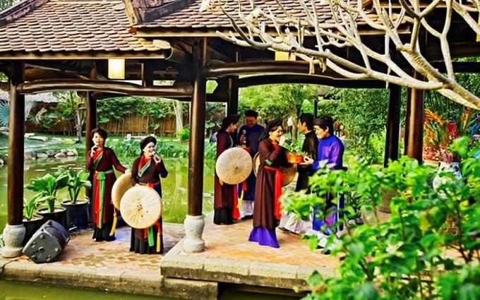Quan họ Bắc Ninh được UNESCO công nhận là di sản văn hoá phi vật thể đại diện của nhân loại
