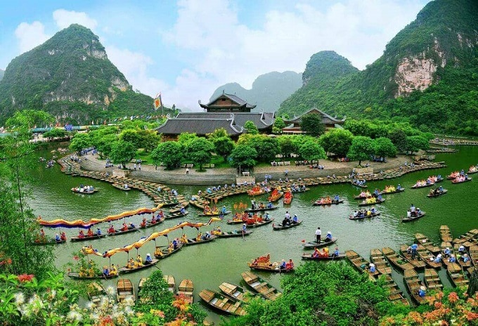 Quần thể danh thắng Tràng An được UNESCO công nhận di sản thế giới