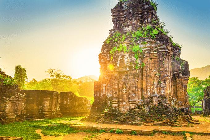 Thánh Địa Mỹ Sơn – Di sản văn hóa Thế Giới