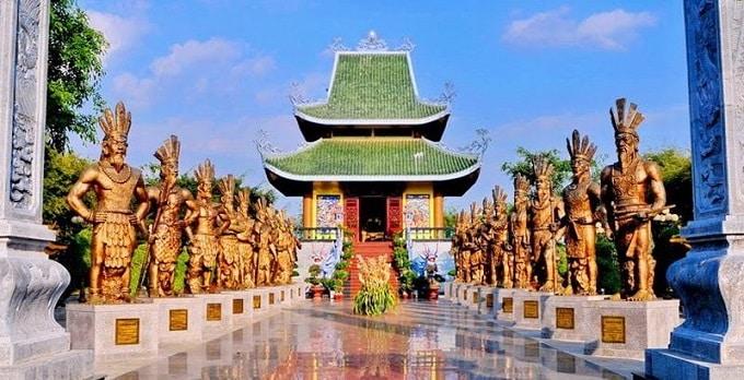Tín ngưỡng thờ cúng Hùng Vương được Unesco công nhận