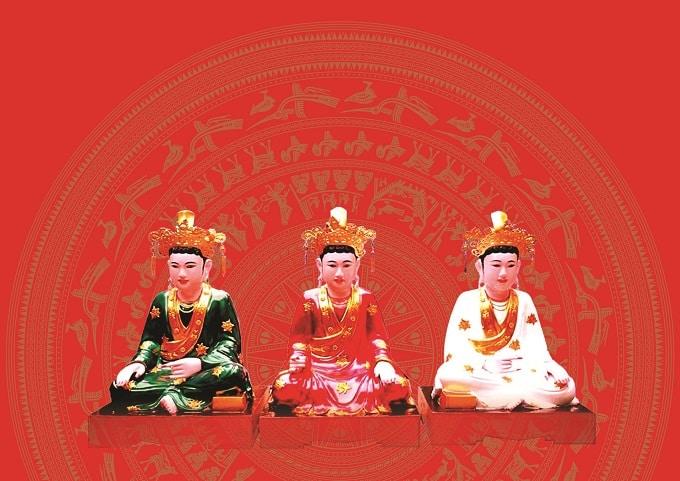 UNESCO đã chính thức công nhận Thực hành Tín ngưỡng thờ Mẫu Tam phủ của người Việt là Di sản văn hóa phi vật thể đại diện của nhân loại