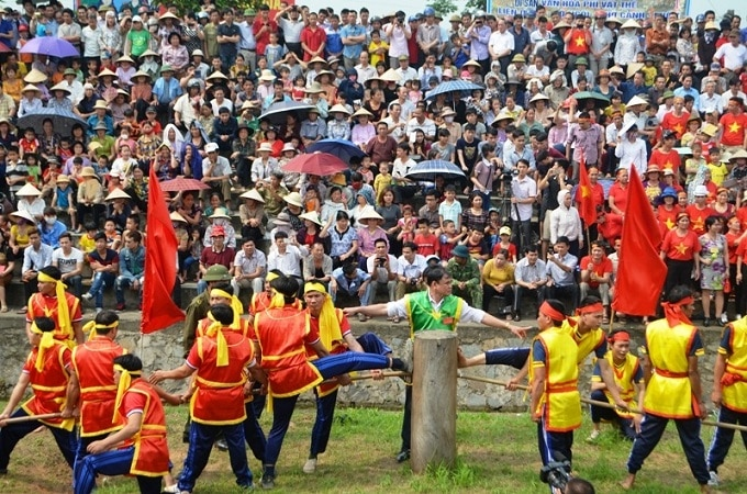 """UNESCO trao bằng công nhận """"Nghi lễ và trò chơi kéo co"""" là Di sản văn hóa"""