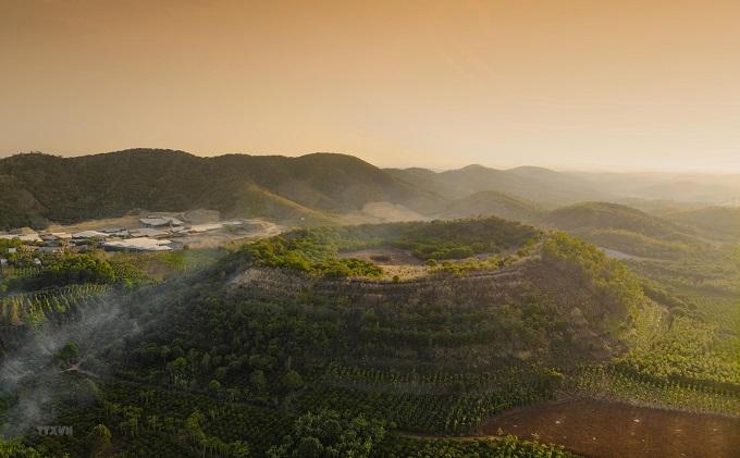 Vẻ đẹp của Công viên Địa chất toàn cầu Đắk Nông