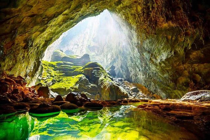 Vườn quốc gia Phong Nha Kẻ Bàng - Di sản thiên nhiên thế giới