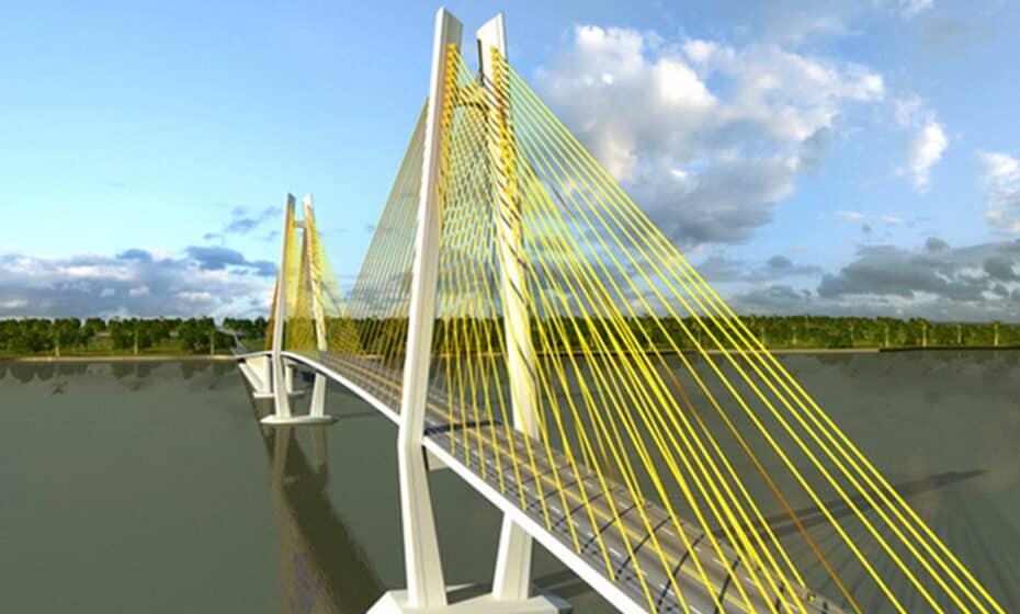 Cầu Rạch Miễu 2 sẽ được khởi công trong tháng 9.2021