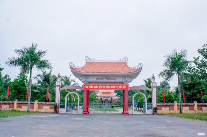Khu lưu niệm Nguyễn Thị Định là một trong những công trình đầy tự hào của người dân Bến Tre để giáo dục thế hệ trẻ về truyền thống lịch sử cách mạng của tỉnh