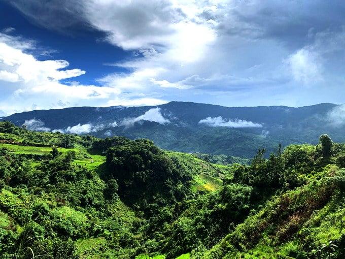 Núi Ngọc Linh vẻ đẹp huyền bí miền đất Kon Tum1
