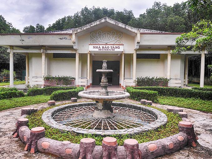 Bảo tàng Rừng Sác ở Cần Giờ