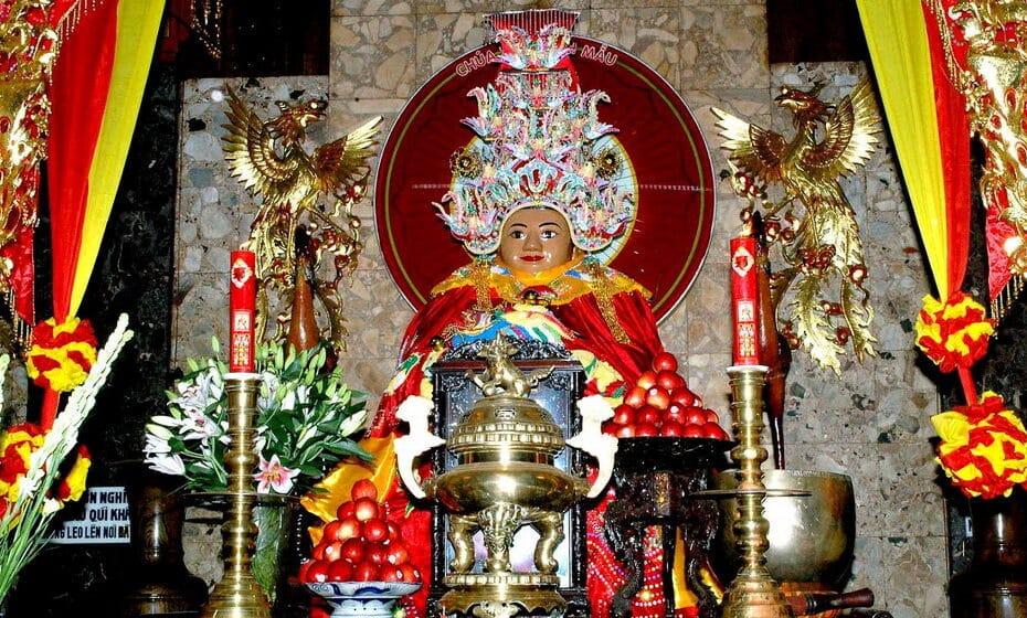 Lễ hội vía Bà Chúa xứ núi Sam 2021 chỉ tổ chức phần lễ không tổ chức phần hội như mọi năm