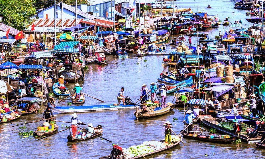 Ngày hội du lịch Văn hóa Chợ nổi Cái Răng năm 2021 sẽ không được tổ chức theo kế hoạch