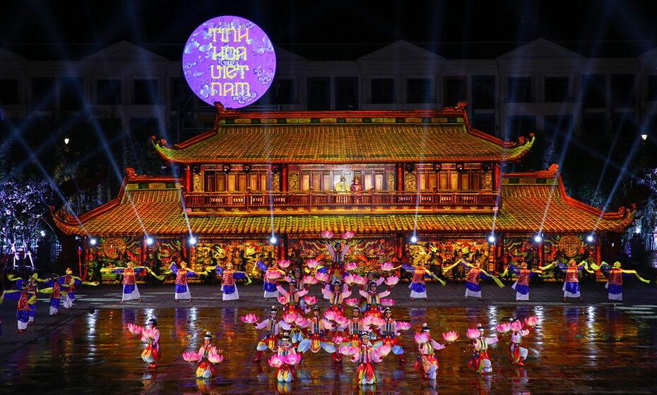 Show thực cảnh Tinh hoa Việt Nam tại Phú Quốc United Center