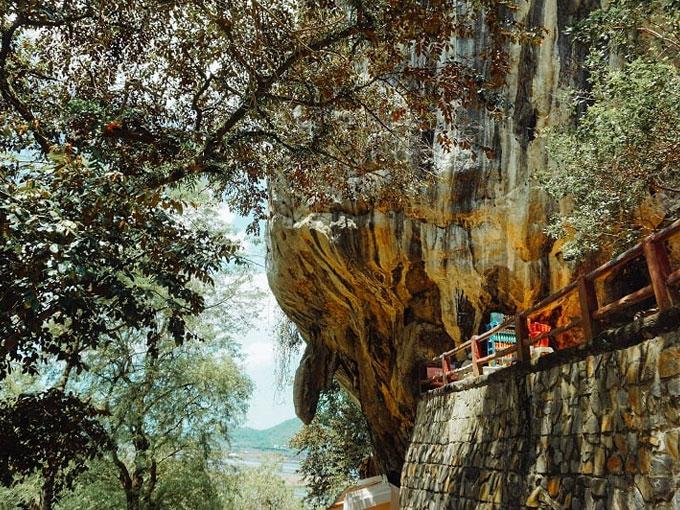 Thạch Động Thôn Vân ở Hà Tiên – Nơi Thạch Sanh giết đại bàng trong cổ tích xưa