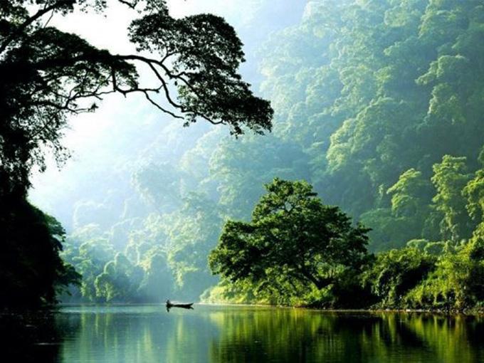 Vườn Quốc gia Ba Bể - Tỉnh Bắc Kạn