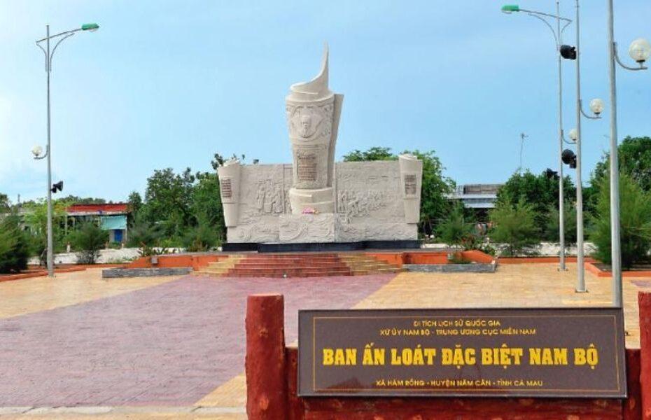 Di tích Ban Ấn loát đặc biệt Nam Bộ tại Cà Mau