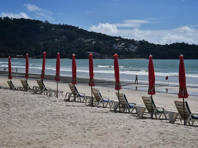 Hôp cát Phuket - mô hình được kỳ vọng sẽ cứu vãn nền kinh tế của hòn đảo này