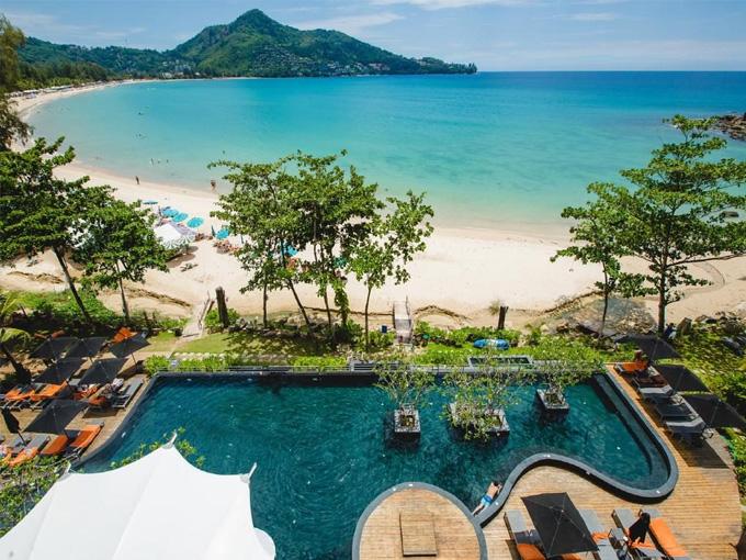 Số phòng khách sạn được đặt chỗ cũng đang gia tăng sau khi phê chuẩn chương trình hộp cát Phuket