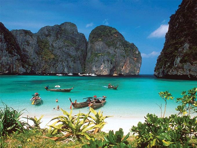 Thiên đường nghỉ d=ưỡng Phuket Thái Lan đã mở cửa lại từ 1/7/2021