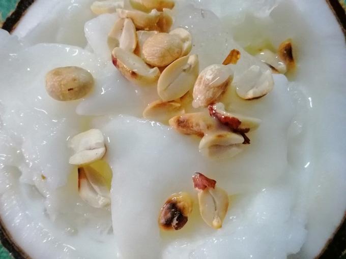 Tổng hợp những món ăn ngon làm từ dừa sáp Trà Vinh