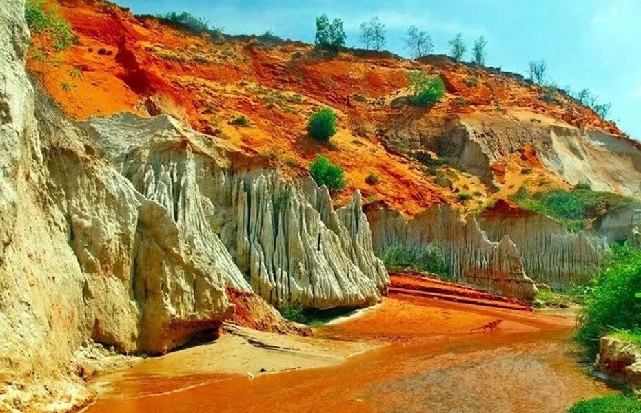 Suối Tiên Mũi Né – Bức phù điêu tuyệt đẹp của tự nhiên ở Phan Thiết