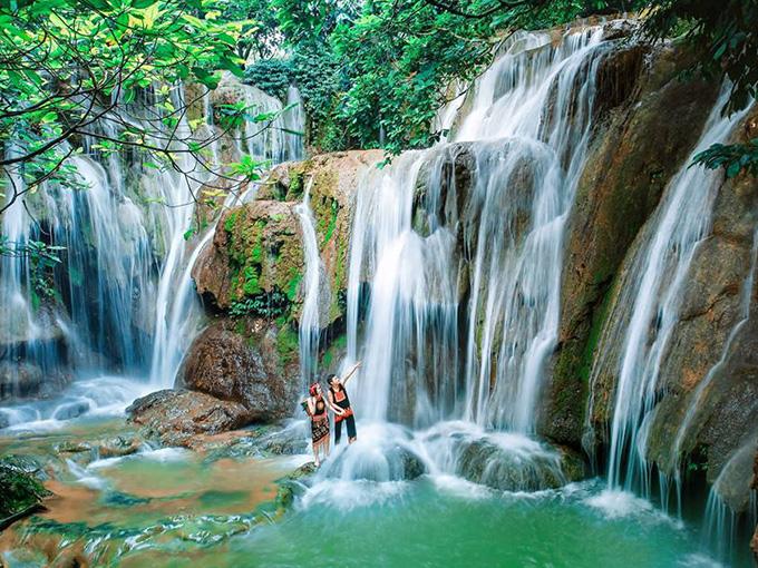 Thác Voi Thanh Hóa (Thác Voi Thạch Thành) - địa điểm check in đẹp như cổ tích