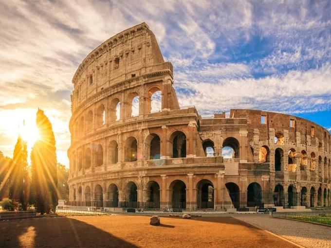Vẻ đẹp vĩnh hằng của thủ đô Rome - Italia