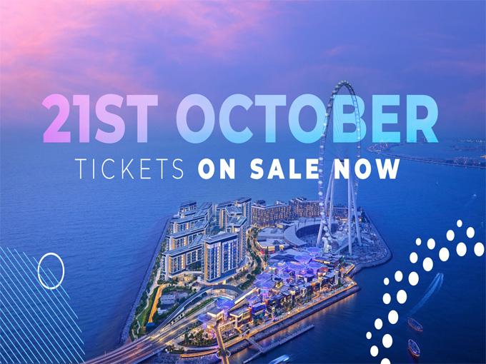 Vòng đu quay lớn nhất thế giới - Ain Dubai sẽ khai trương ngày 21.10.2021
